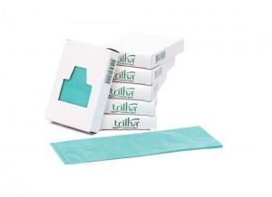 Refil para invólucro de absorvente