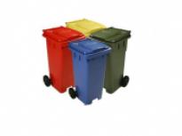 Contentor (Coletor de Lixo)